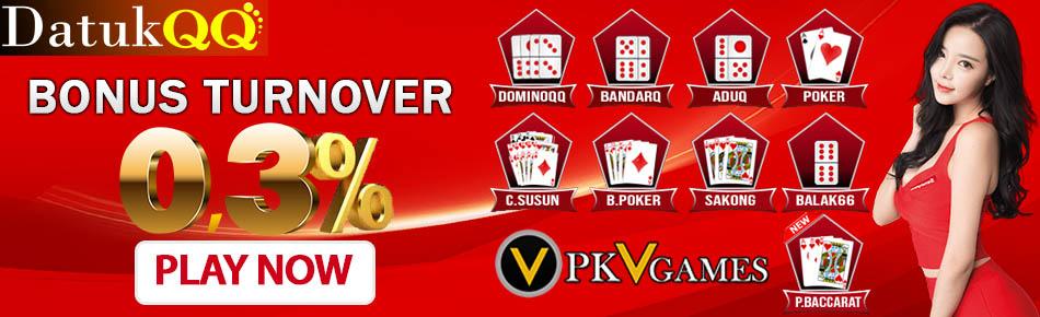 Bonus judi poker qq online resmi